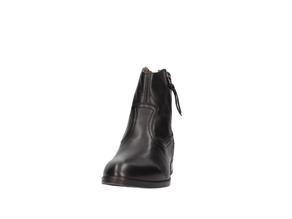 Nero Giardini I013060d Black Shoes Women Tronchetto