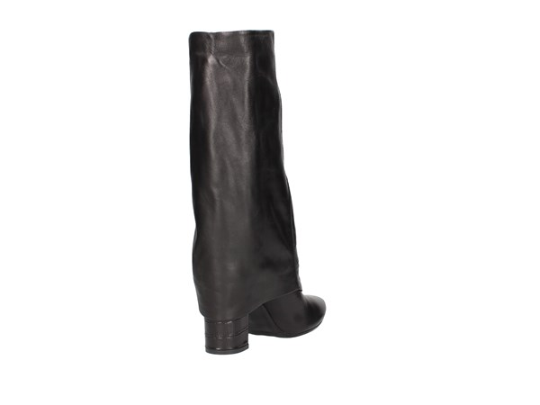 Prima Edizione 2299 Black Shoes Women Boot