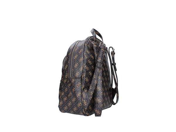 Guess Hwql6994320 Brown Accessories Women Backpack