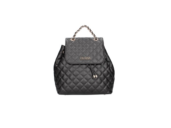 Guess Hwvg7970320 Black Accessories Women Backpack