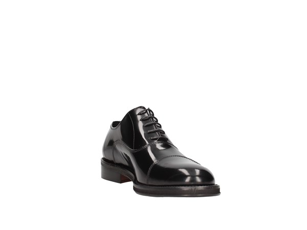 Arcuri 1002_7 Black Shoes Man Francesina